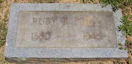 PRICE, RUBY B. - Lonoke County, Arkansas | RUBY B. PRICE - Arkansas Gravestone Photos