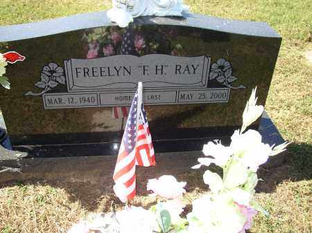 RAY, FREELYN F. H. - Lonoke County, Arkansas | FREELYN F. H. RAY - Arkansas Gravestone Photos