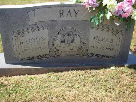 RAY, H. LOYD SR. - Lonoke County, Arkansas | H. LOYD SR. RAY - Arkansas Gravestone Photos