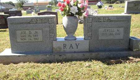 RAY, JOE D. JR. - Lonoke County, Arkansas | JOE D. JR. RAY - Arkansas Gravestone Photos