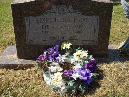 RAY, KENNETH DOYLE - Lonoke County, Arkansas | KENNETH DOYLE RAY - Arkansas Gravestone Photos