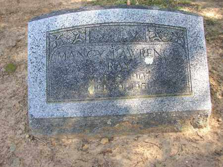 RAY, MANCY - Lonoke County, Arkansas | MANCY RAY - Arkansas Gravestone Photos