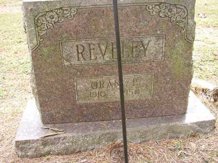 REVELEY, ORAN P. - Lonoke County, Arkansas | ORAN P. REVELEY - Arkansas Gravestone Photos