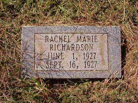 RICHARDSON, RACHEL MARIE - Lonoke County, Arkansas | RACHEL MARIE RICHARDSON - Arkansas Gravestone Photos