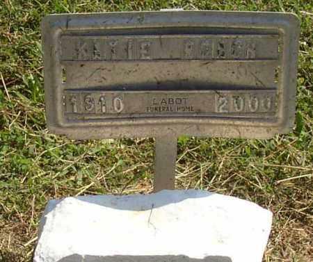 ROACH, KATIE - Lonoke County, Arkansas | KATIE ROACH - Arkansas Gravestone Photos