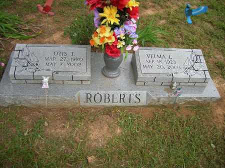 ROBERTS, OTIS T - Lonoke County, Arkansas | OTIS T ROBERTS - Arkansas Gravestone Photos