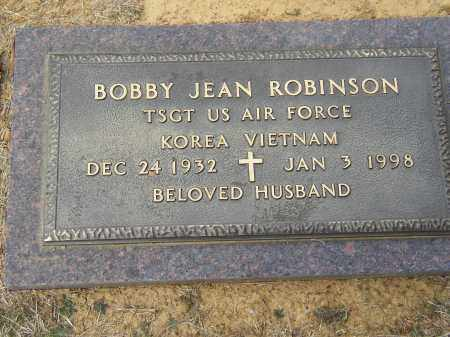 ROBINSON (VETERAN 2 WARS), BOBBY JEAN - Lonoke County, Arkansas | BOBBY JEAN ROBINSON (VETERAN 2 WARS) - Arkansas Gravestone Photos