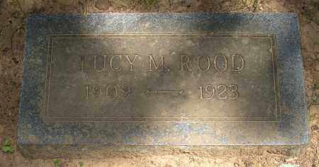 ROOD, LUCY M. - Lonoke County, Arkansas | LUCY M. ROOD - Arkansas Gravestone Photos