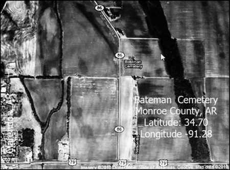 SATELITE, IMAGE - Lonoke County, Arkansas | IMAGE SATELITE - Arkansas Gravestone Photos