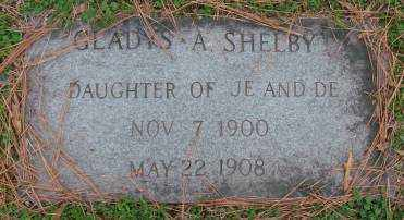 SHELBY, GLADYS A - Lonoke County, Arkansas | GLADYS A SHELBY - Arkansas Gravestone Photos