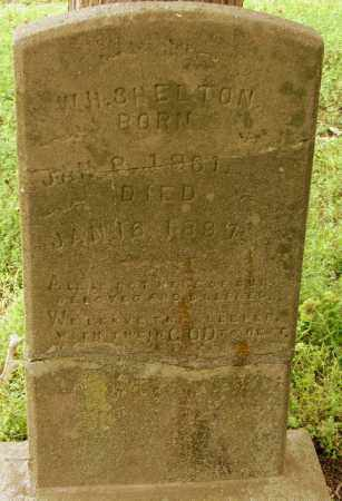 SHELTON, W. H. - Lonoke County, Arkansas | W. H. SHELTON - Arkansas Gravestone Photos