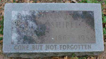 SHIPLEY, EDWINA - Lonoke County, Arkansas | EDWINA SHIPLEY - Arkansas Gravestone Photos