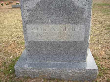 SHOCK, ADDIE M. - Lonoke County, Arkansas | ADDIE M. SHOCK - Arkansas Gravestone Photos