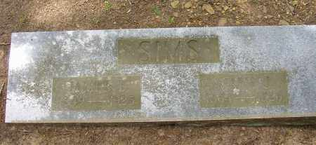 SIMS, JAMES B. - Lonoke County, Arkansas | JAMES B. SIMS - Arkansas Gravestone Photos