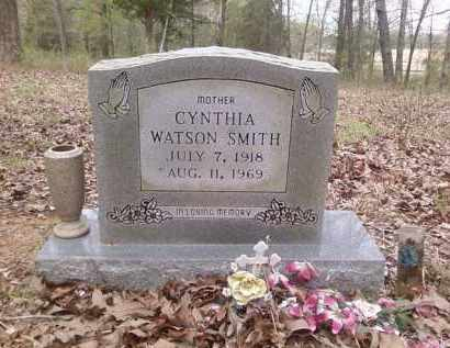 WATSON SMITH, CYNTHIA - Lonoke County, Arkansas | CYNTHIA WATSON SMITH - Arkansas Gravestone Photos
