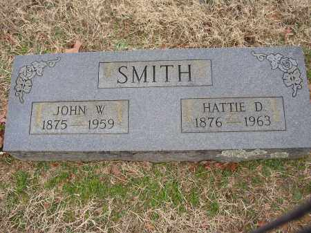 SMITH, JOHN W. - Lonoke County, Arkansas | JOHN W. SMITH - Arkansas Gravestone Photos