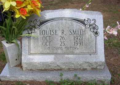 SMITH, LOUISE R. - Lonoke County, Arkansas | LOUISE R. SMITH - Arkansas Gravestone Photos