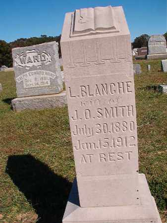 SMITH, L BLANCHE - Lonoke County, Arkansas | L BLANCHE SMITH - Arkansas Gravestone Photos