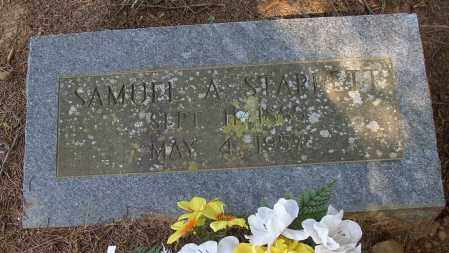STARRETT, SAMUEL A. SR. - Lonoke County, Arkansas | SAMUEL A. SR. STARRETT - Arkansas Gravestone Photos