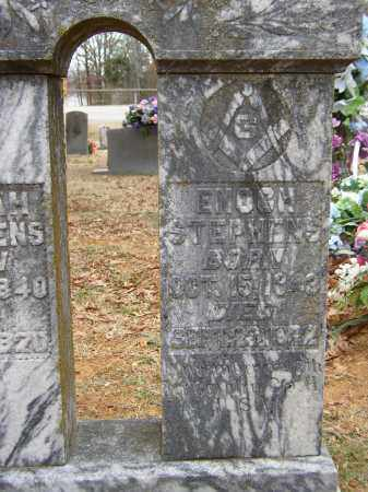 STEPHENS, ENOCH - Lonoke County, Arkansas   ENOCH STEPHENS - Arkansas Gravestone Photos