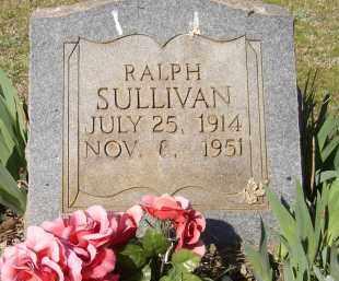 SULLIVAN, RALPH - Lonoke County, Arkansas | RALPH SULLIVAN - Arkansas Gravestone Photos