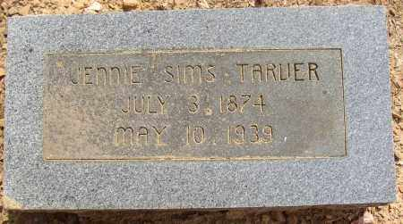 TARVER, JENNIE - Lonoke County, Arkansas | JENNIE TARVER - Arkansas Gravestone Photos