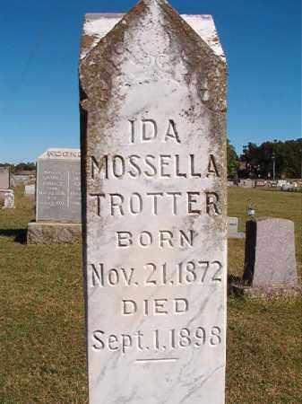 TROTTER, IDA MOSSELLA - Lonoke County, Arkansas | IDA MOSSELLA TROTTER - Arkansas Gravestone Photos