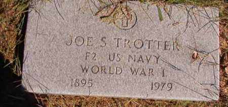 TROTTER (VETERAN WWI), JOE S - Lonoke County, Arkansas | JOE S TROTTER (VETERAN WWI) - Arkansas Gravestone Photos