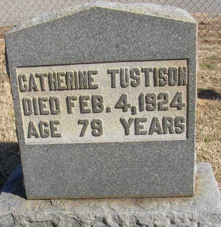 TUSTISON, CATHERINE - Lonoke County, Arkansas | CATHERINE TUSTISON - Arkansas Gravestone Photos