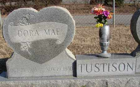 TUSTISON, DORA MAE - Lonoke County, Arkansas | DORA MAE TUSTISON - Arkansas Gravestone Photos
