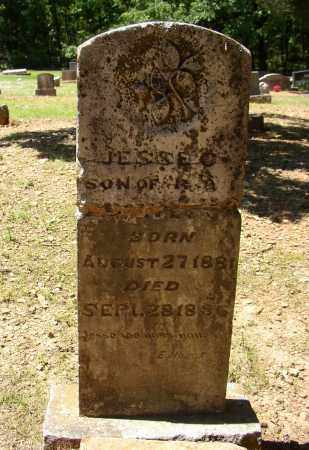 UNKNOWN, JESSE C. - Lonoke County, Arkansas | JESSE C. UNKNOWN - Arkansas Gravestone Photos