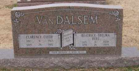REEL VANDALSEM, BEATRICE THELMA - Lonoke County, Arkansas | BEATRICE THELMA REEL VANDALSEM - Arkansas Gravestone Photos