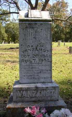 VANZANDT, DR. J. M. - Lonoke County, Arkansas | DR. J. M. VANZANDT - Arkansas Gravestone Photos