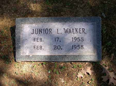 WALKER, JUNIOR L. - Lonoke County, Arkansas | JUNIOR L. WALKER - Arkansas Gravestone Photos