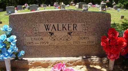 WALKER, DORIS - Lonoke County, Arkansas | DORIS WALKER - Arkansas Gravestone Photos