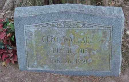 WALLACE, CLEO - Lonoke County, Arkansas | CLEO WALLACE - Arkansas Gravestone Photos