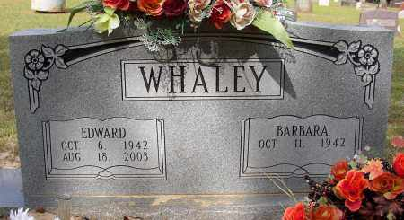 WHALEY, EWARD - Lonoke County, Arkansas | EWARD WHALEY - Arkansas Gravestone Photos