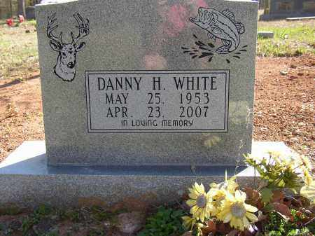WHITE, DANNY H. - Lonoke County, Arkansas | DANNY H. WHITE - Arkansas Gravestone Photos