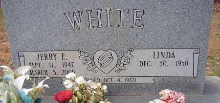 WHITE, JERRY E. - Lonoke County, Arkansas | JERRY E. WHITE - Arkansas Gravestone Photos