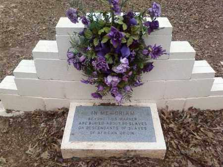 *SLAVE MEMORIAL,  - Lonoke County, Arkansas |  *SLAVE MEMORIAL - Arkansas Gravestone Photos