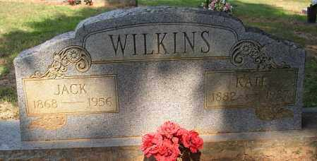 WILKINS, KATE - Lonoke County, Arkansas | KATE WILKINS - Arkansas Gravestone Photos