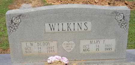 "WILKINS, L. W. ""BUDDY"" - Lonoke County, Arkansas 