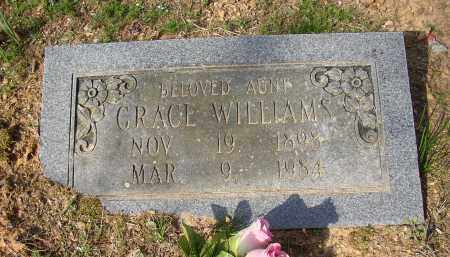 WILLIAMS, GRACE - Lonoke County, Arkansas | GRACE WILLIAMS - Arkansas Gravestone Photos