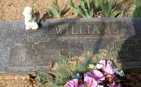 WILLIAMS, RUTH - Lonoke County, Arkansas | RUTH WILLIAMS - Arkansas Gravestone Photos