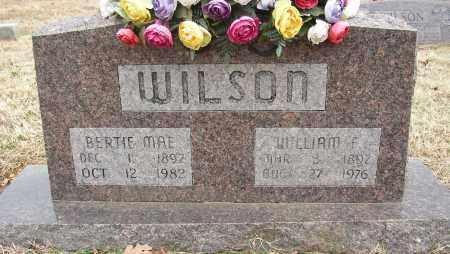 WILSON, BERTIE MAE - Lonoke County, Arkansas | BERTIE MAE WILSON - Arkansas Gravestone Photos