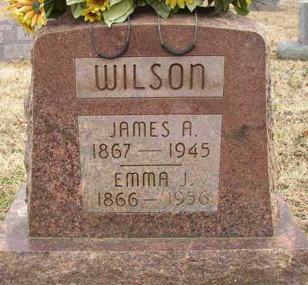 WILSON, JAMES A. - Lonoke County, Arkansas | JAMES A. WILSON - Arkansas Gravestone Photos