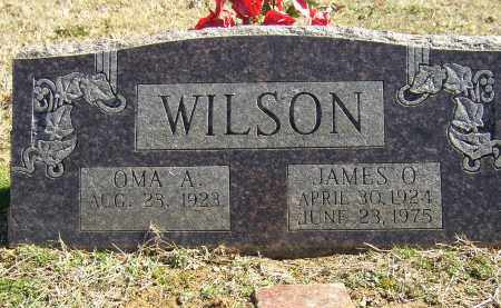 WILSON, JAMES O. - Lonoke County, Arkansas | JAMES O. WILSON - Arkansas Gravestone Photos