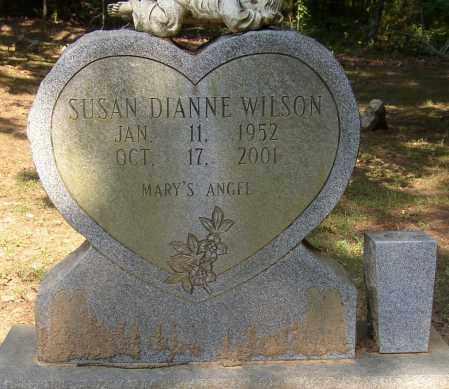 WILSON, SUSAN DIANNE - Lonoke County, Arkansas | SUSAN DIANNE WILSON - Arkansas Gravestone Photos