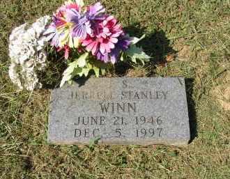 WINN, JERRELL STANLEY - Lonoke County, Arkansas | JERRELL STANLEY WINN - Arkansas Gravestone Photos