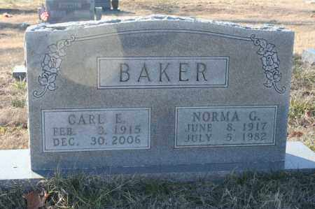 BAKER, CARL EARL - Madison County, Arkansas | CARL EARL BAKER - Arkansas Gravestone Photos